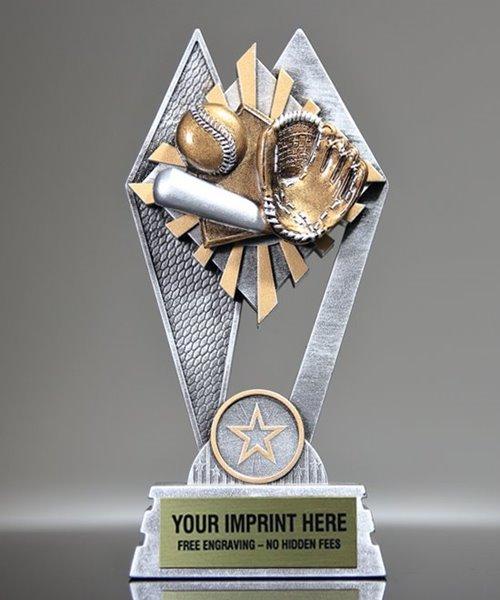 Picture of Sun Ray Baseball Award