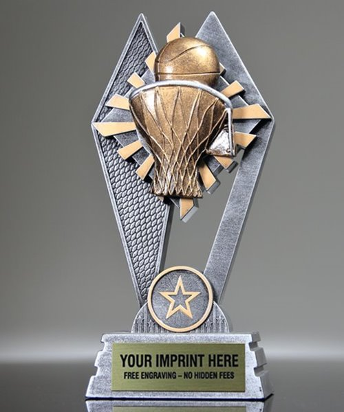 Picture of Sun Ray Basketball Award
