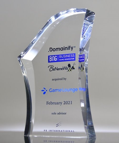 Picture of Full Color Acrylic Recognition Award