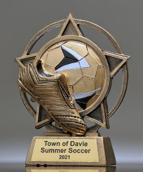 Picture of Orbit Soccer Trophy