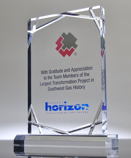 Picture of Full Color Spectra Acrylic Award