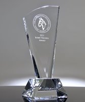 Picture of Spectral Crystal Anniversary Award Tower