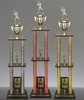 Picture of X-Large 4-Poster Team Trophy