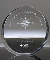 Picture of Inspirational Compass Award