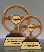 Picture of Racing Steering Wheel Trophy